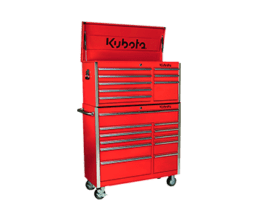 11 Draw Roller Cabinet 41