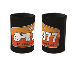 40 Years Stubby Holder