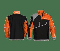 Asymmetrical Softshell Jacket