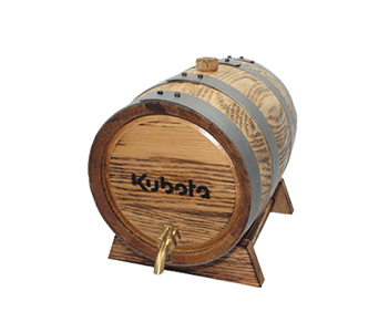 Branded Port Barrel 5l