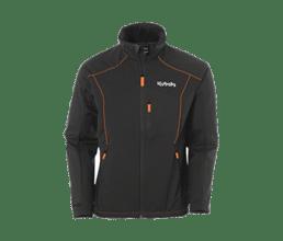 Charcoal Softshell Jacket
