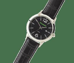 Krone Leather Watch