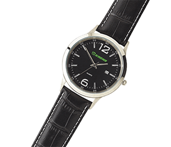 Krone Leather Watch