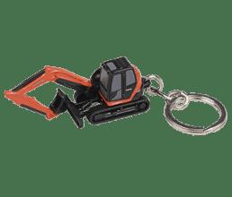Kx080 4 Excavator Key Ring