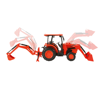 L6060 Backhoe Loader