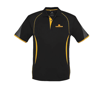 Mens Land Pride Polo