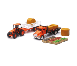 Truck Tractor Play Set