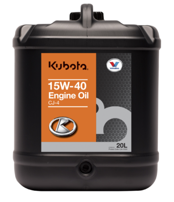 Kubota 15w 40 Cj 4 Oil