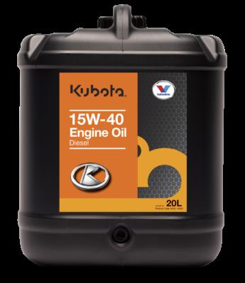 Kubota 15w 40 Oil