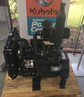 New Kubota V2003t Sae Serial 7cn6824